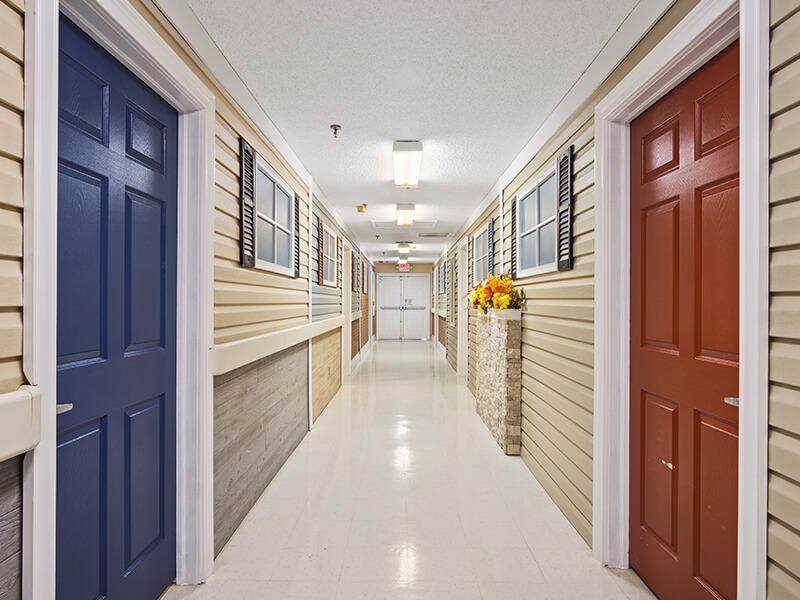 Tampa-Resident-Hallway